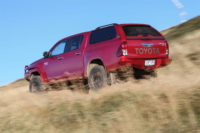 Toyota HiLux Canopy: Best Options, Prices & Manufacturers