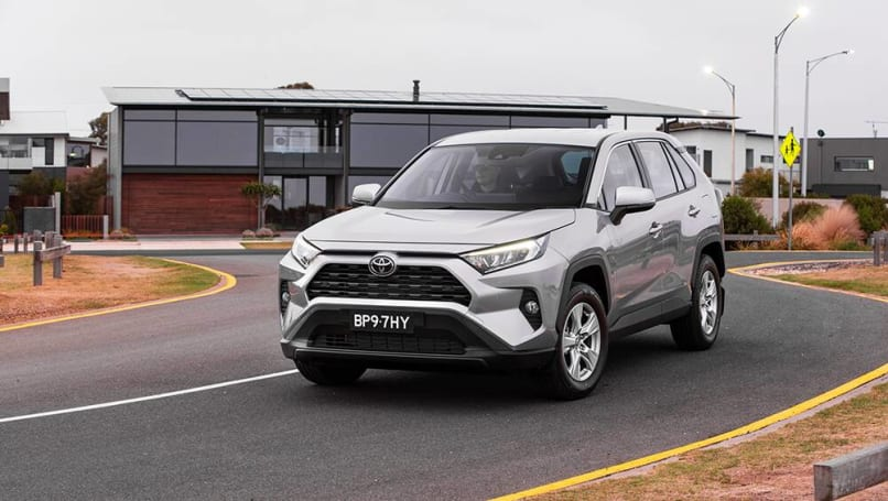 Toyota RAV4 2019-2020 review