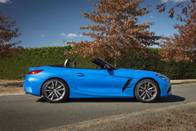 Bmw Z4 2019 Review Carsguide