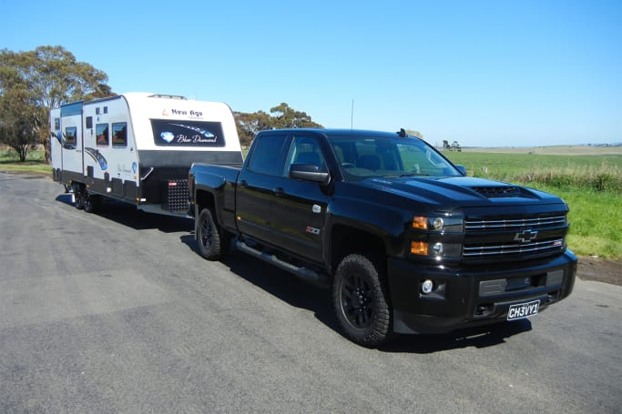 Chevrolet Silverado 2019 review | CarsGuide