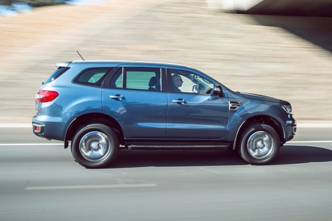 Ford Everest 2019 2020 Review Updated Carsguide