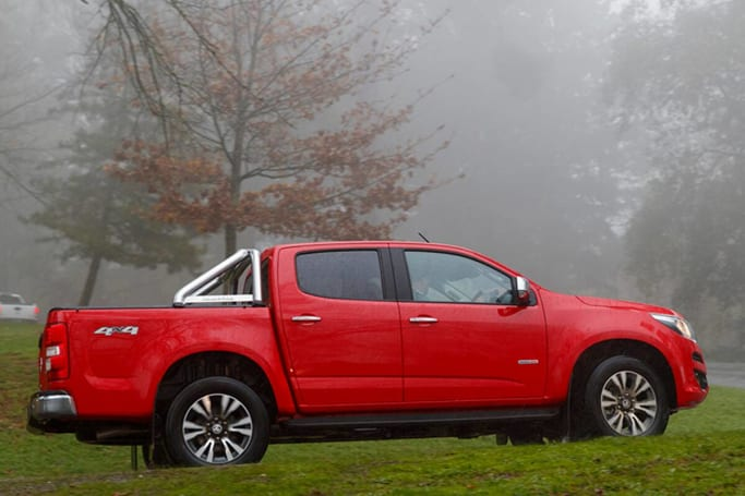 Holden Colorado 2020 Review Carsguide
