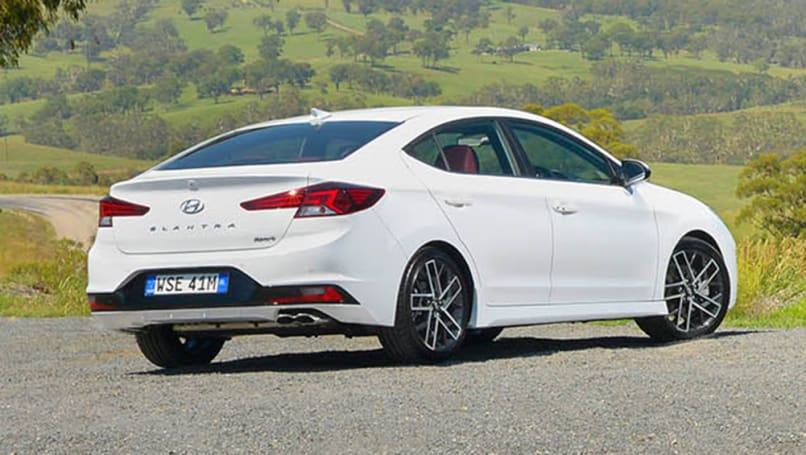 Hyundai Elantra Sport Sport Premium 2019 Pricing And Specs Confirmed Car News Carsguide