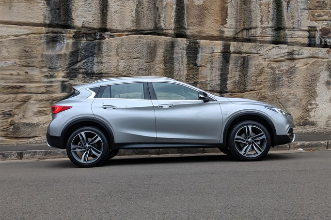 2020 Infiniti QX30 Becomes Electric Crossover SUV >> Infiniti Qx30 2019 Review Carsguide