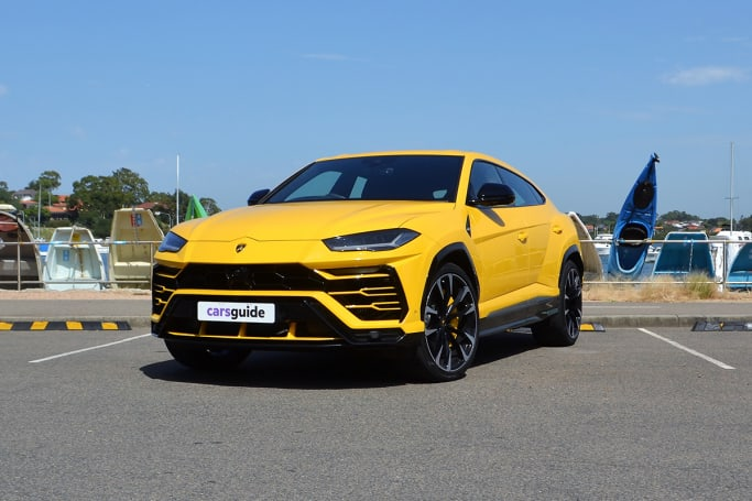 Lamborghini Urus 2019 review