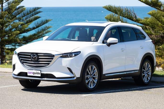 Mazda Cx 9 >> Mazda Cx 9 Azami Le 2019 2020 Review