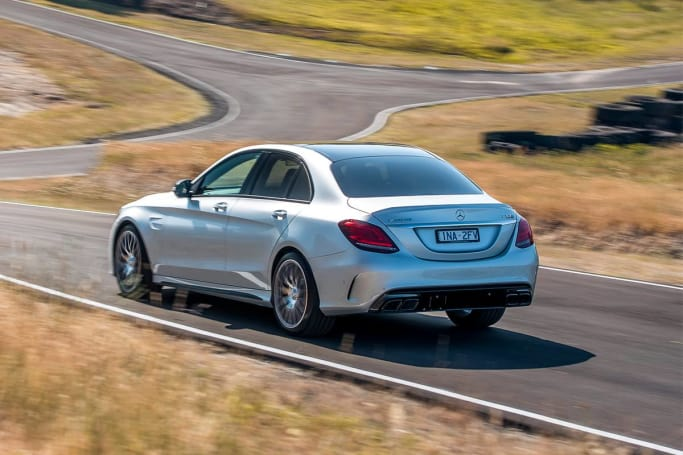 Mercedes-AMG C63 2019 review | CarsGuide