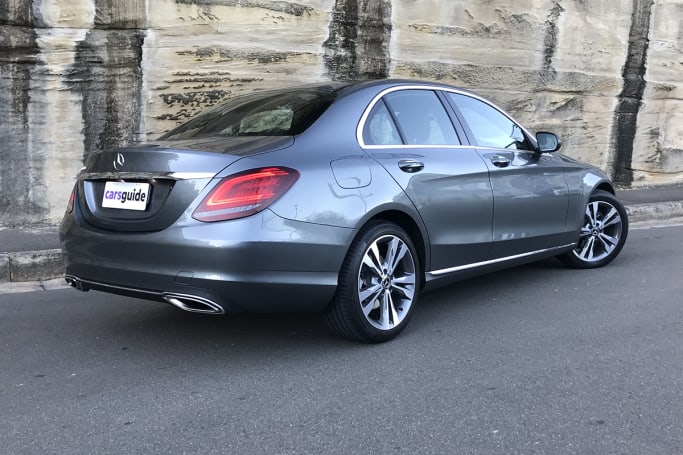 mercedes c200 2019 review  snapshot