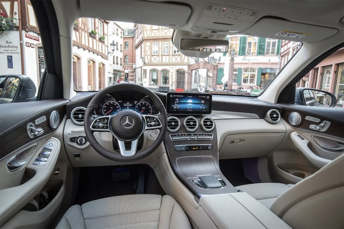 Mercedes Benz Glc 2019 Review Suv And Coupe Carsguide