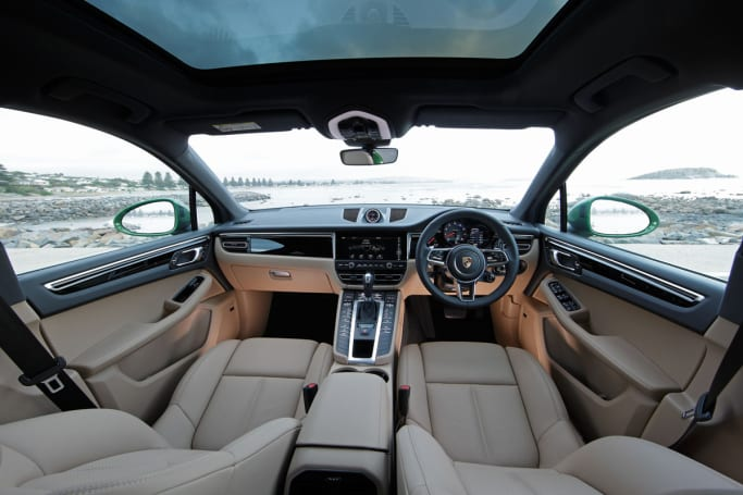 Porsche Macan 2019 review