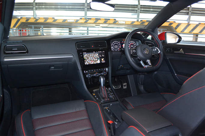 Vw Golf Gti 2019 Review Carsguide