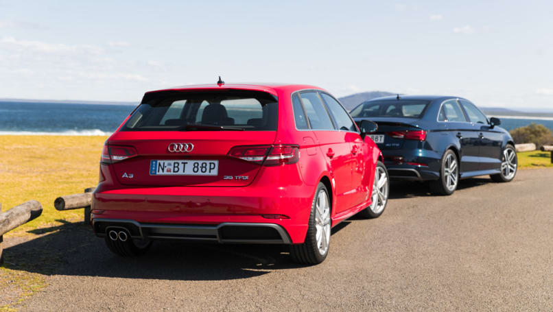 Audi A3 2020 pricing and spec confirmed: Higher entry ...