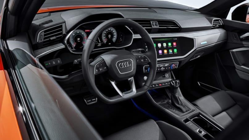 Audi Q3 Sportback 2020 shown: New stylish small SUV due next