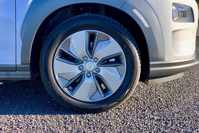You'll get 17-inch alloy wheels.
