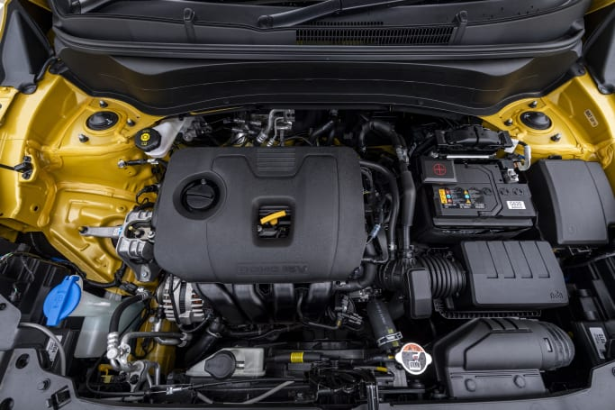 The S doesn't have the most powerful engine in the range.