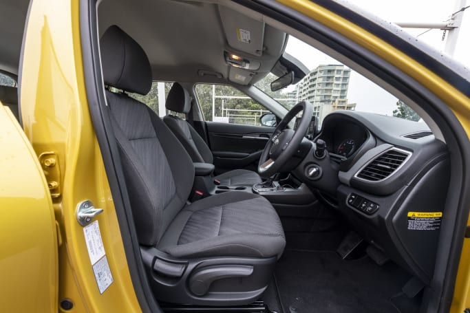 Inside, there are the stylish touches you might not notice straight away.