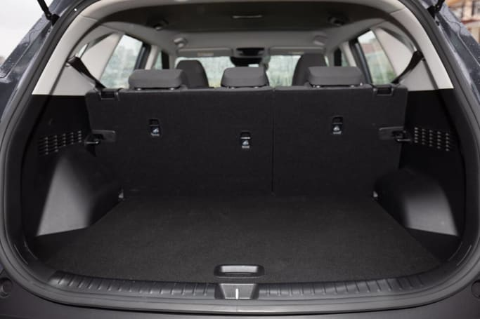 Kia Seltos 2020 Boot space