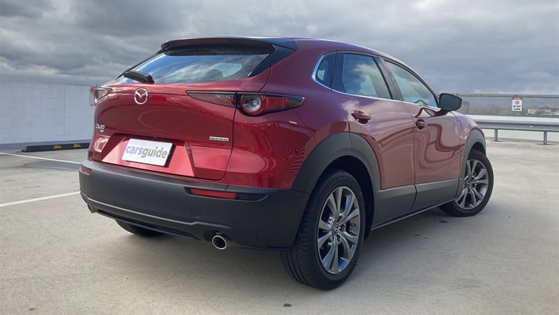 New Mazda Cx 30 2021 Sourcing Switches To Japan But Kia Seltos And Toyota C Hr Rival Stays Steady On Price Car News Carsguide