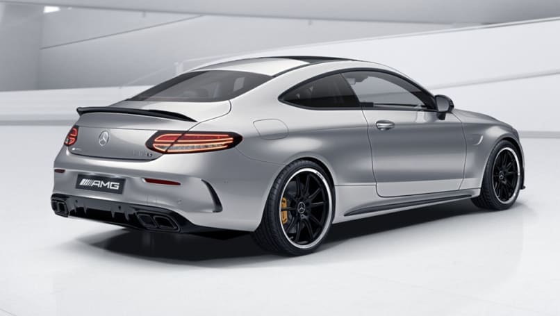 new mercedes amg c63 s coupe 2020 pricing and spec detailed hardcore aero edition 63 blasts in car news carsguide new mercedes amg c63 s coupe 2020