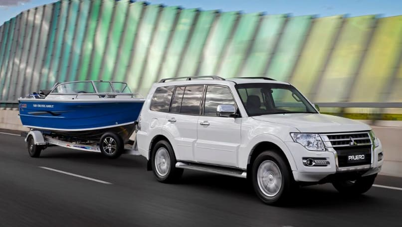 Mitsubishi Pajero 2020 pricing and spec confirmed: Three
