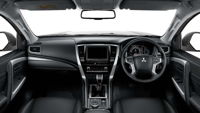 2020 Mitsubishi Pajero Sport, Interior, Price >> Mitsubishi Pajero Sport 2020 Uncovered New Look And Added Safety