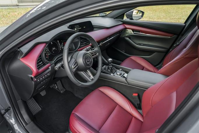 Mazda 3 2020 Review Skyactiv X Carsguide