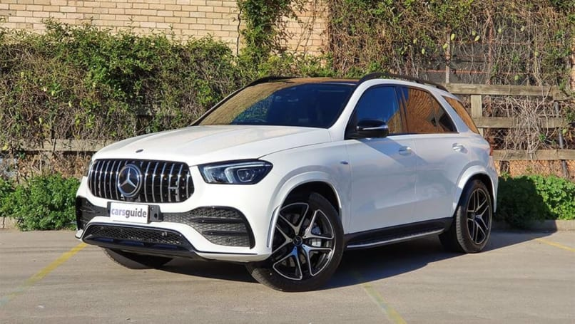 With a full range available, the Mercedes-Benz GLE large SUV made moves in 2020.