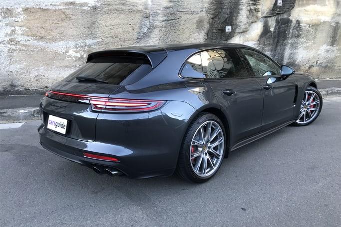 Porsche Panamera 2020 review Sport Turismo GTS