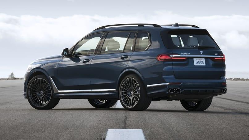 New Alpina XB7 2021 detailed: BMW X7-based large SUV ...