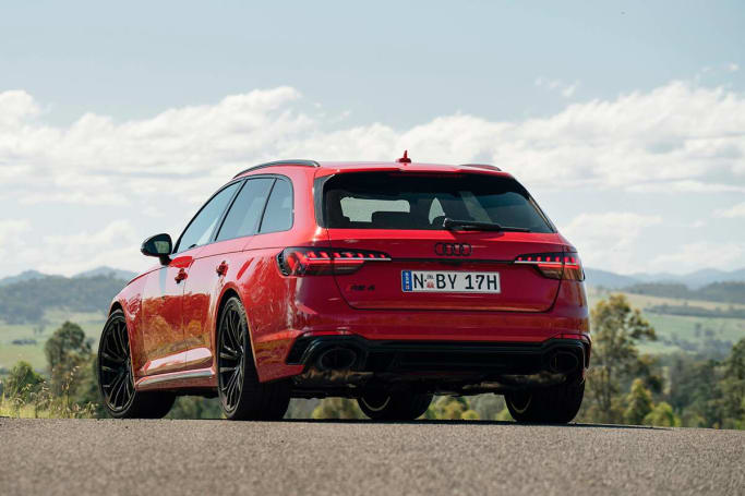 audi rs4 avant 2021 review   carsguide