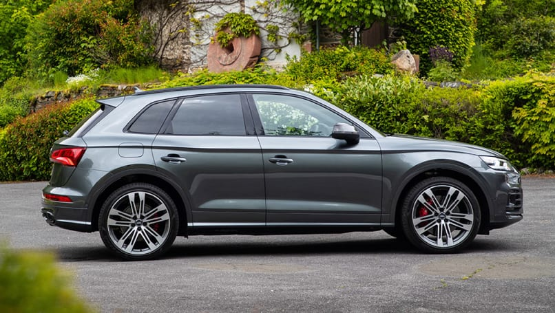 New Audi SQ5 TDI 2021 pricing and spec detailed: Diesel ...
