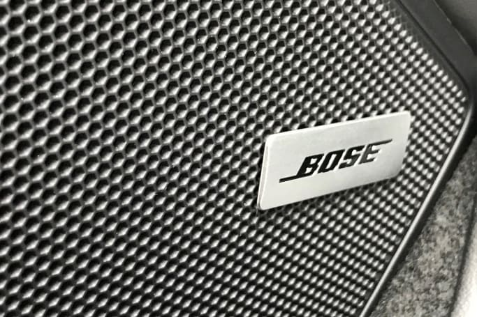 The standard Bose 'Surround Sound System' features no less than 12 speakers.