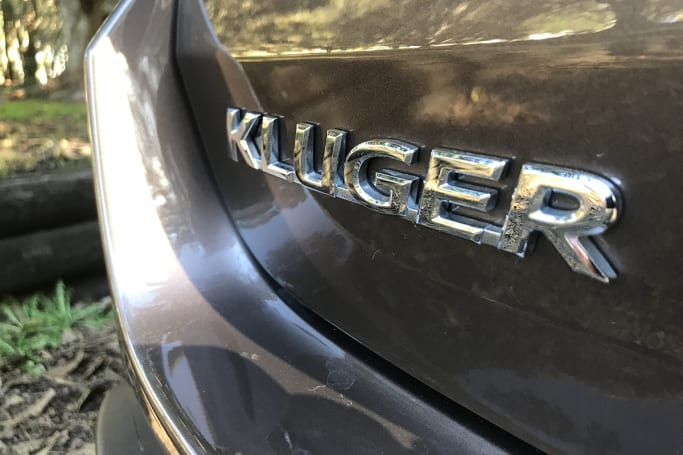 The Toyota Kluger received a maximum five-star ANCAP safety assessment back in 2016.