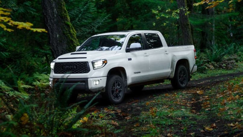 Toyota Tundra being studied for Oz: next-gen jumbo truck
