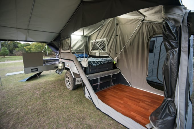 Hard Floor Camper Trailers 6 Best Hard Floor Campers You