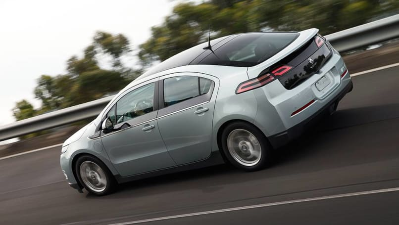 Holden Volt What Really Happened To The Holden Volt Carsguide
