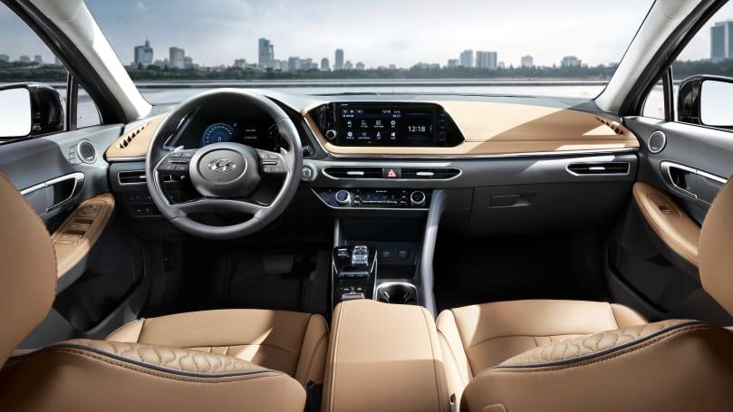 Hyundai Sonata 2020 Confirmed For Australia Car News Carsguide