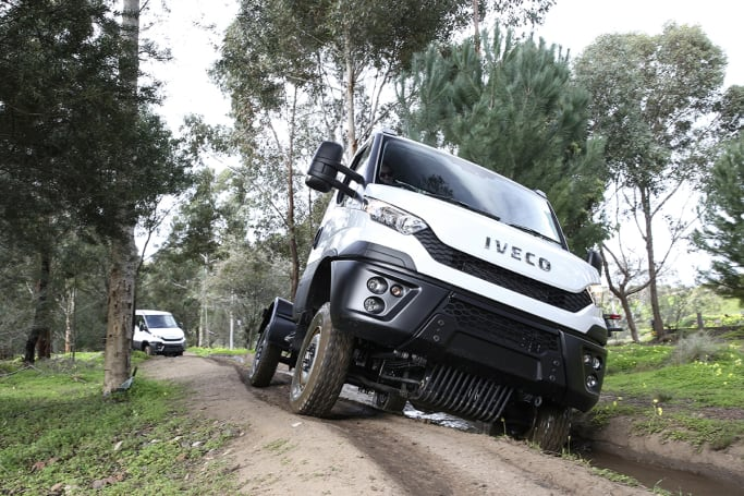 Iveco Daily 4x4 | CarsGuide