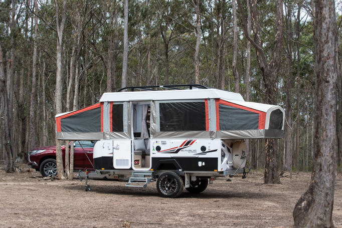 Jayco Eagle Outback camper-trailer 2019 review