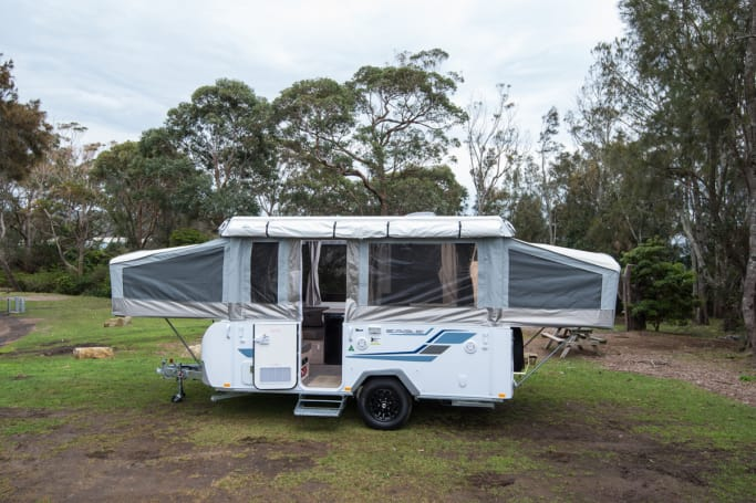 Jayco Eagle Touring 2018 review