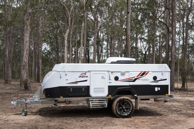 Jayco Swan Outback 2018 review | CarsGuide