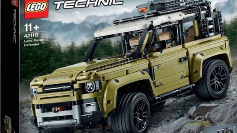 Land Rover Defender 2020 exterior leaked - Car News | CarsGuide