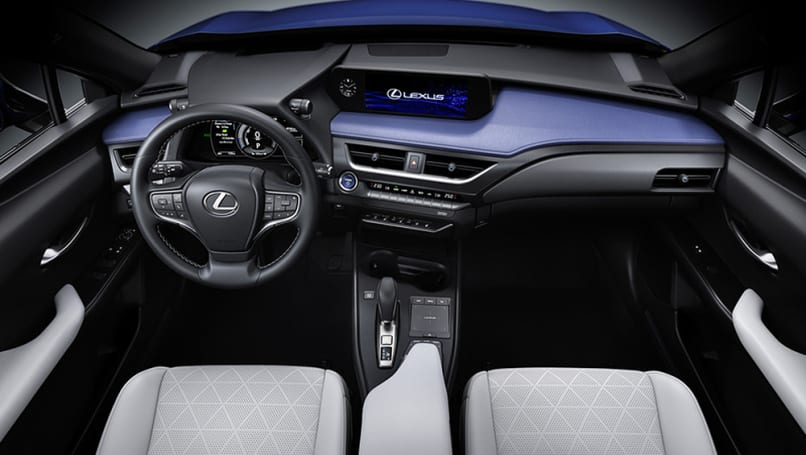 Lexus UX300e 2020 detailed: 400km of range, 150kW of power - Car News | CarsGuide