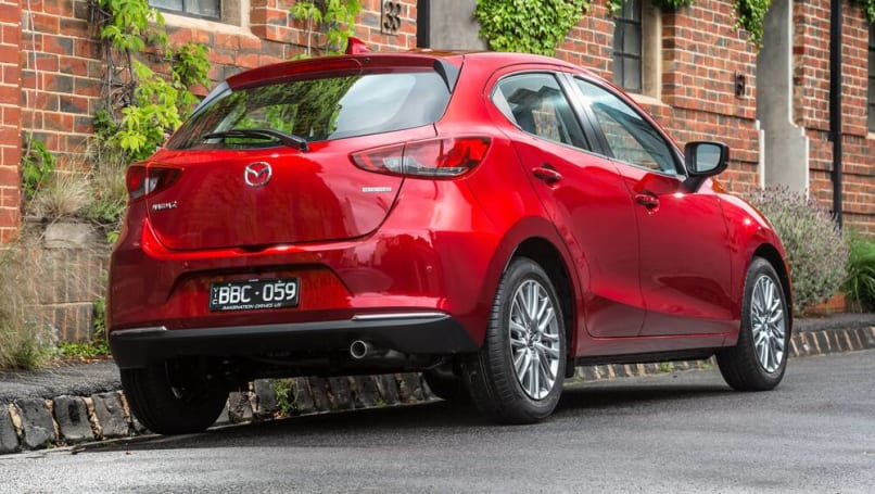 New Mazda 2 2020 Pricing And Spec Confirmed Toyota Yaris