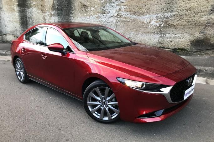 Mazda 3 sedan 2019 review: G20 Touring | CarsGuide