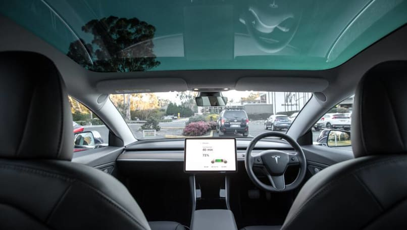 Tesla Model 3 2020 Review Standard Range Plus Carsguide