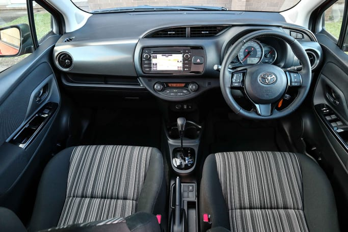 Toyota Yaris 2017 review   CarsGuide