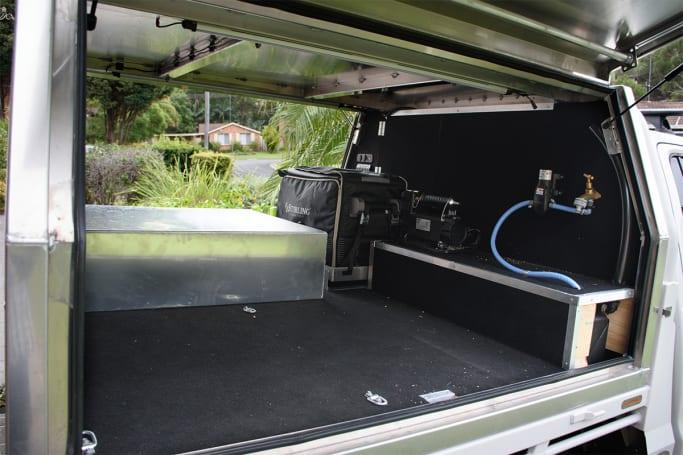 Aluminium Ute Canopy Prices Plans Dual Cab 4x4