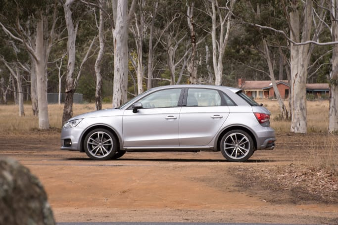 Audi A1 2018 Review 1 4 Tfsi Sportback Carsguide