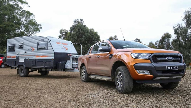 2014 Ford Explorer Towing Capacity >> Best Five Utes For Towing Carsguide